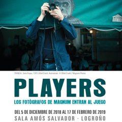 Exposición Players. Los fotógrafos de Magnun entran al juego.