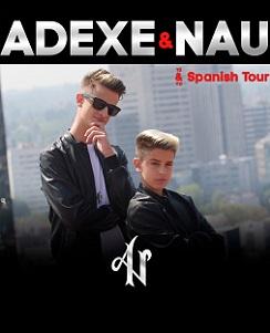 Esta Navidad Adexe y Nau vuelven a Málaga