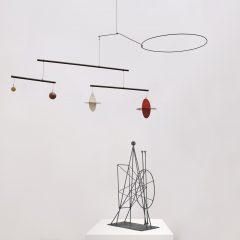 Exposición Calder-Picasso en el Museo Picasso Málaga