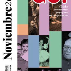 Welcome to Córdoba: ¡Revista GO! Noviembre Córdoba