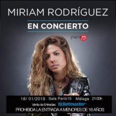 Málaga recibe a Miriam de OT
