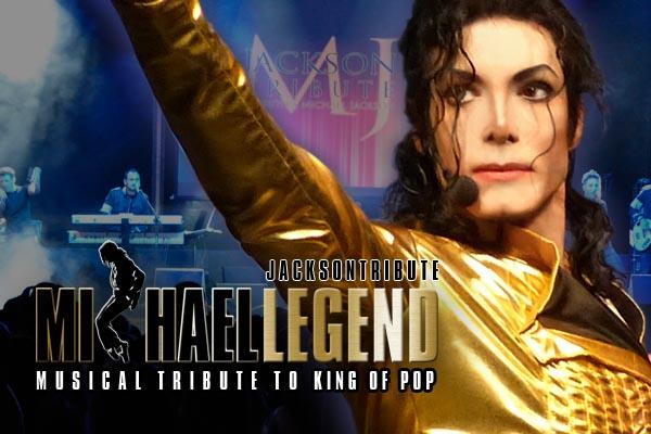 Legend Festival: 'Michael Legend-Tour 2020' en el Cultural Caja de Burgos