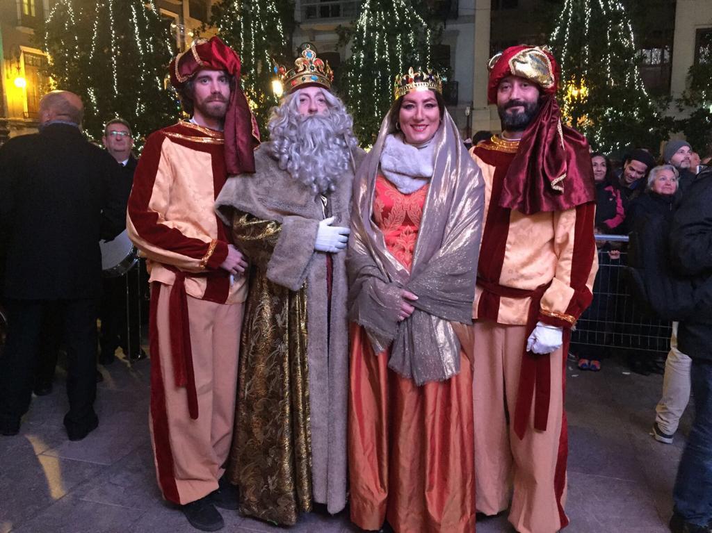 Regalos Navidad 2018 Granada, ¿qué regalarle a quien quieras o qué le puedes pedir a los Reyes Magos?