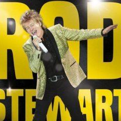 Rod Stewart presenta Blood Red Roses en Fuengirola