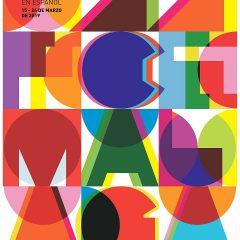 Ya hay cartel para la 22 edición del Festival de cine de Málaga 2019