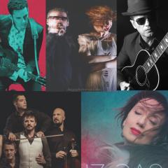 La agenda de conciertos de noviembre en la Región de Murcia