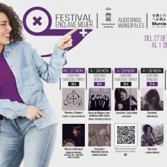 Festival Enclave Mujer en los Auditorios Municipales