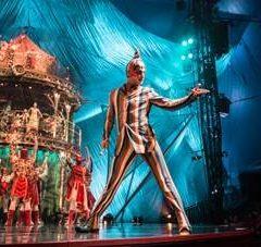 Cirque du Soleil regresa a Málaga con Kooza en 2019