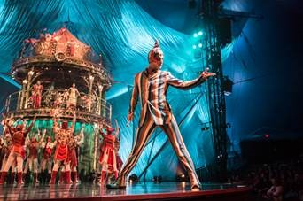 Cirque du Soleil regresa a Málaga con Kooza