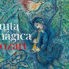 La flauta mágica. (Ópera) W. A. Mozart