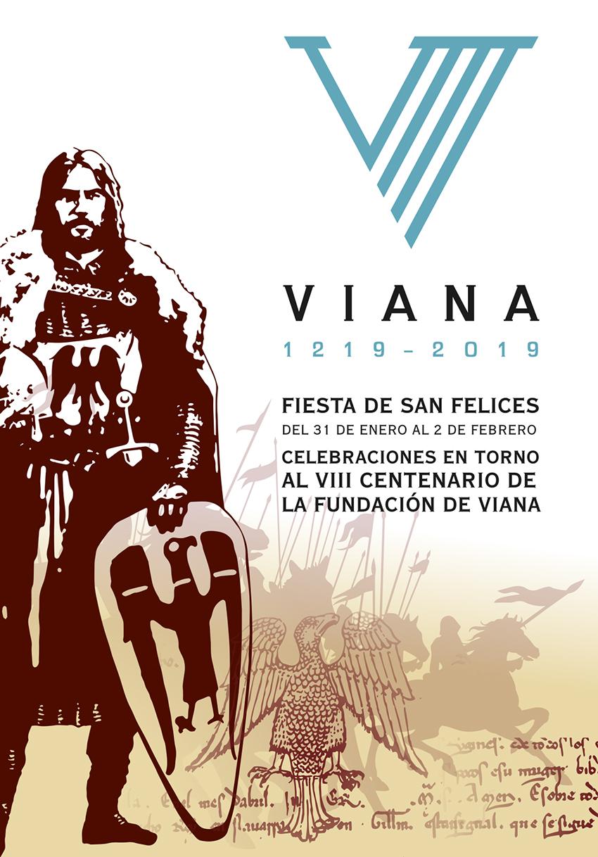 Fiestas de San Felices en Viana