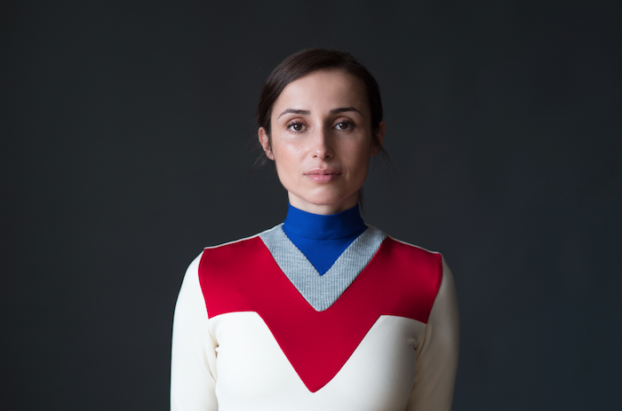 Zahara presenta 'Astronauta' en Industrial Copera de Granada
