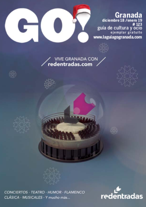 Las citas culturales imprescindibles en diciembre y enero en Granada, PDF GO GRANADA