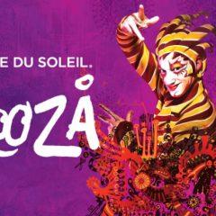 Cirque du Soleil llega a Málaga con su nuevo espectáculo Kooza
