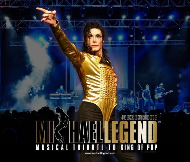 El Musical Michael Legend llega a Málaga