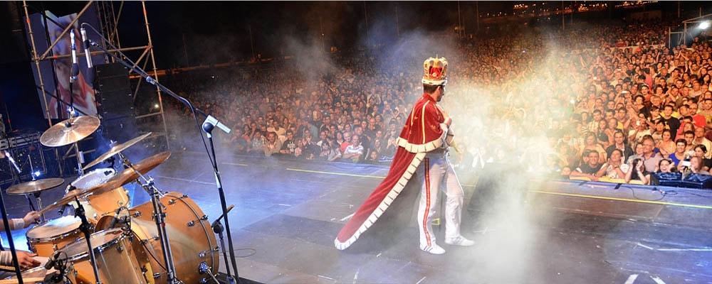 El Musical Remember Queen en Málaga