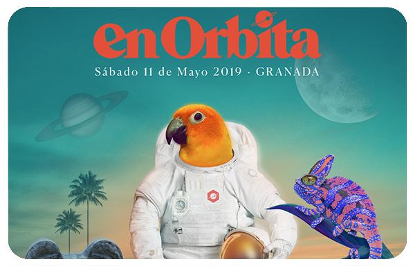 Fangoria y Love of Lesbian en Festival En Órbita 2019