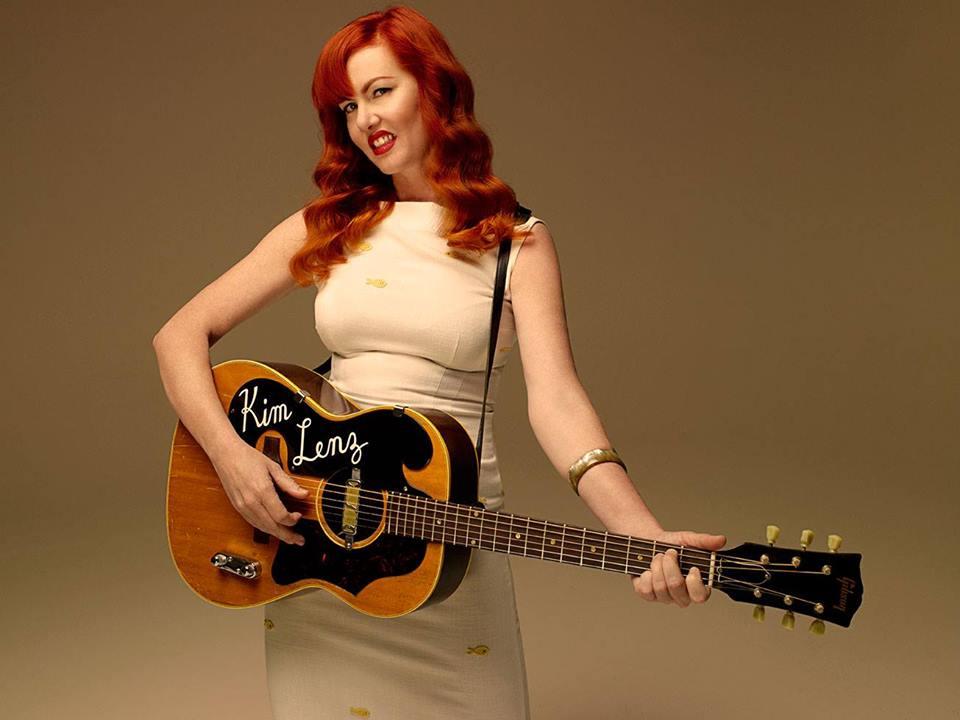 Kim Lenz en concierto el 13 de marzo en Plantabaja de Granada