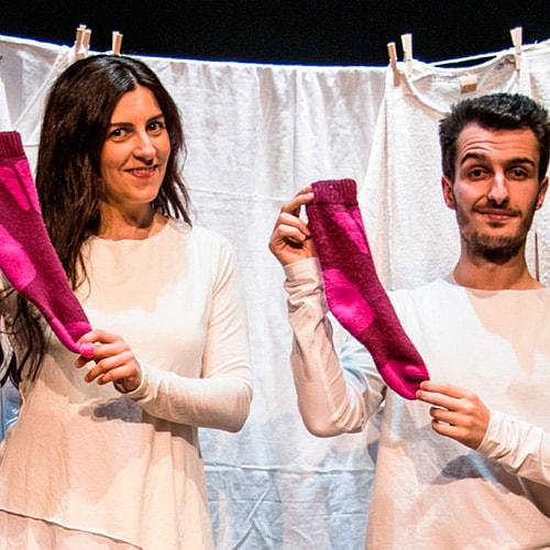 La Historia de un Calcetín en el Teatro Cánovas
