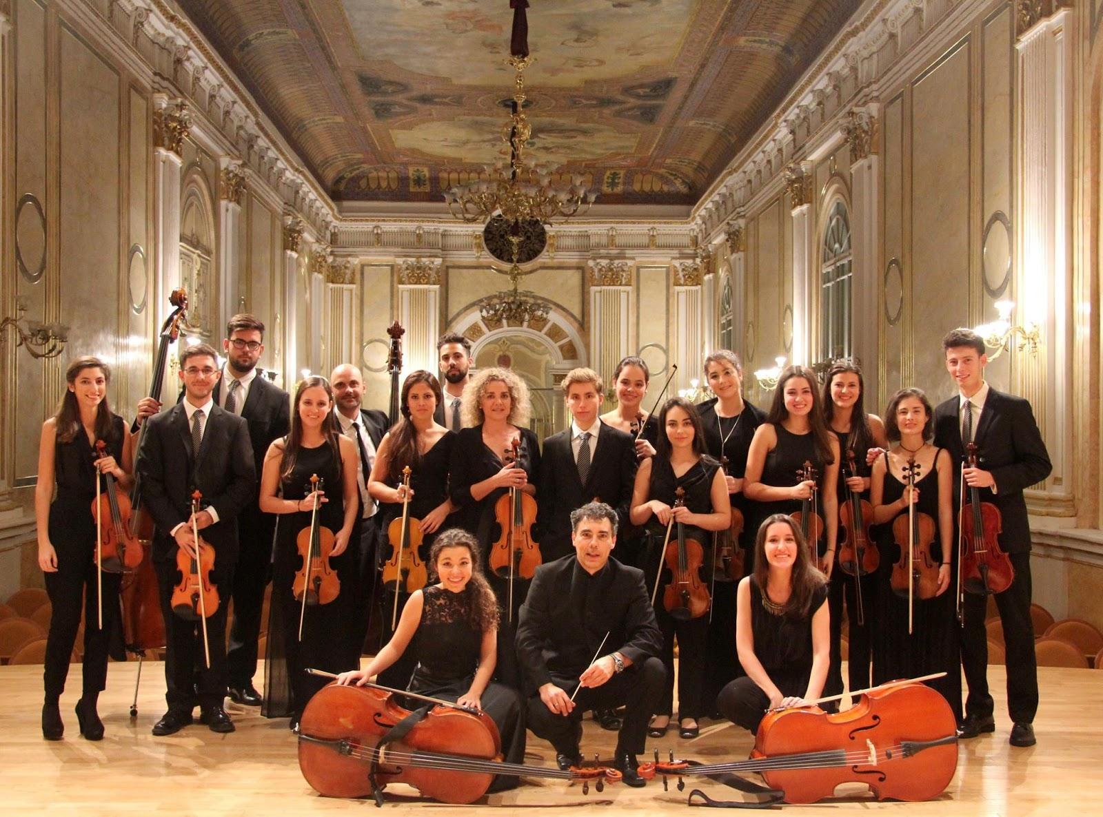 Music Play con la Orquesta de Cámara Promúsica en el Cánovas