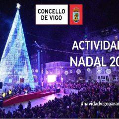Programación nadal Concello de Vigo