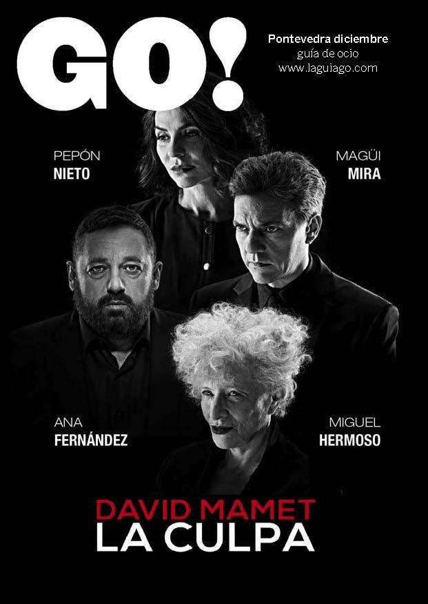 Revista GO! Pontevedra diciembre Nº 123