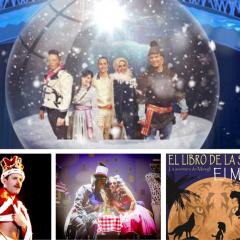 Esta es la agenda de espectáculos para niños en Murcia en diciembre