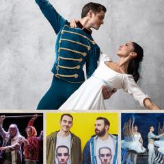 Todas las obras de teatro y espectáculos del mes de diciembre