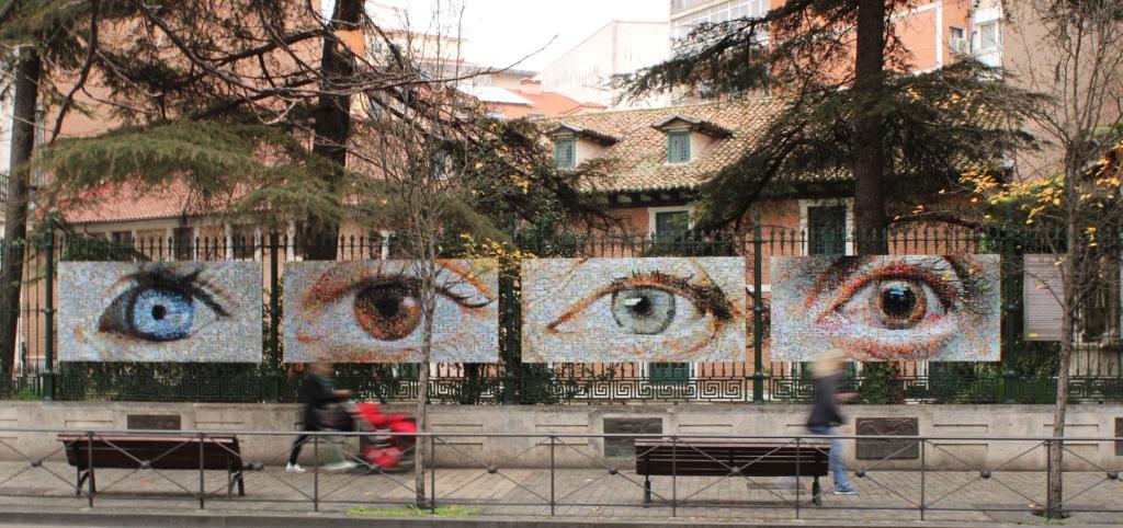 El multitudinario sueño cervantino de Fontcuberta ya puede verse en Valladolid