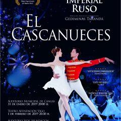 El Ballet Imperial Ruso presenta el Cascanueces en Pon