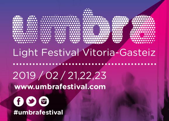 Umbra Light Festival Vitoria-Gasteiz