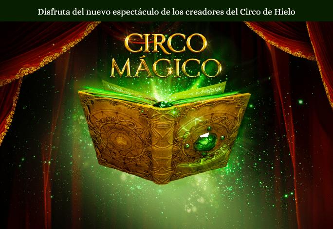Circo Mágico en el Martín Carpena