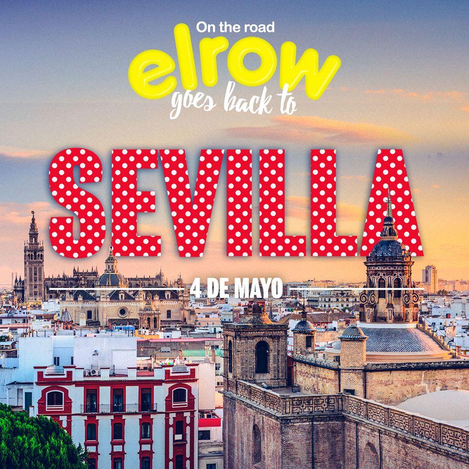 El Festival Elrow vuelve a Sevilla en 2019