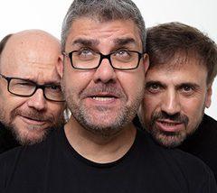 Flo, Mota y Segura traen su sentido del humor a Sevilla
