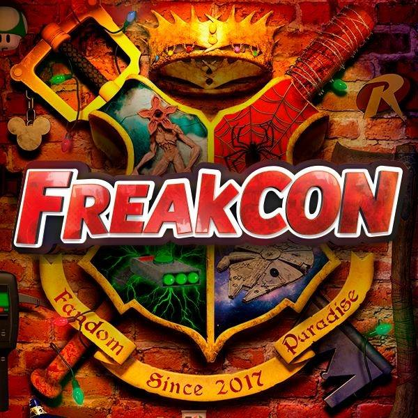 Freakcon III Festival Internacional de manga, cómic, series tv y videojuegos