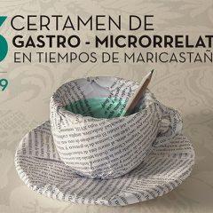 Tercer Certamen de Gastro-Microrrelatos En tiempos de Maricastaña