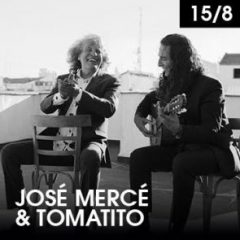 José Mercé y Tomatito en Starlite Marbella 2019