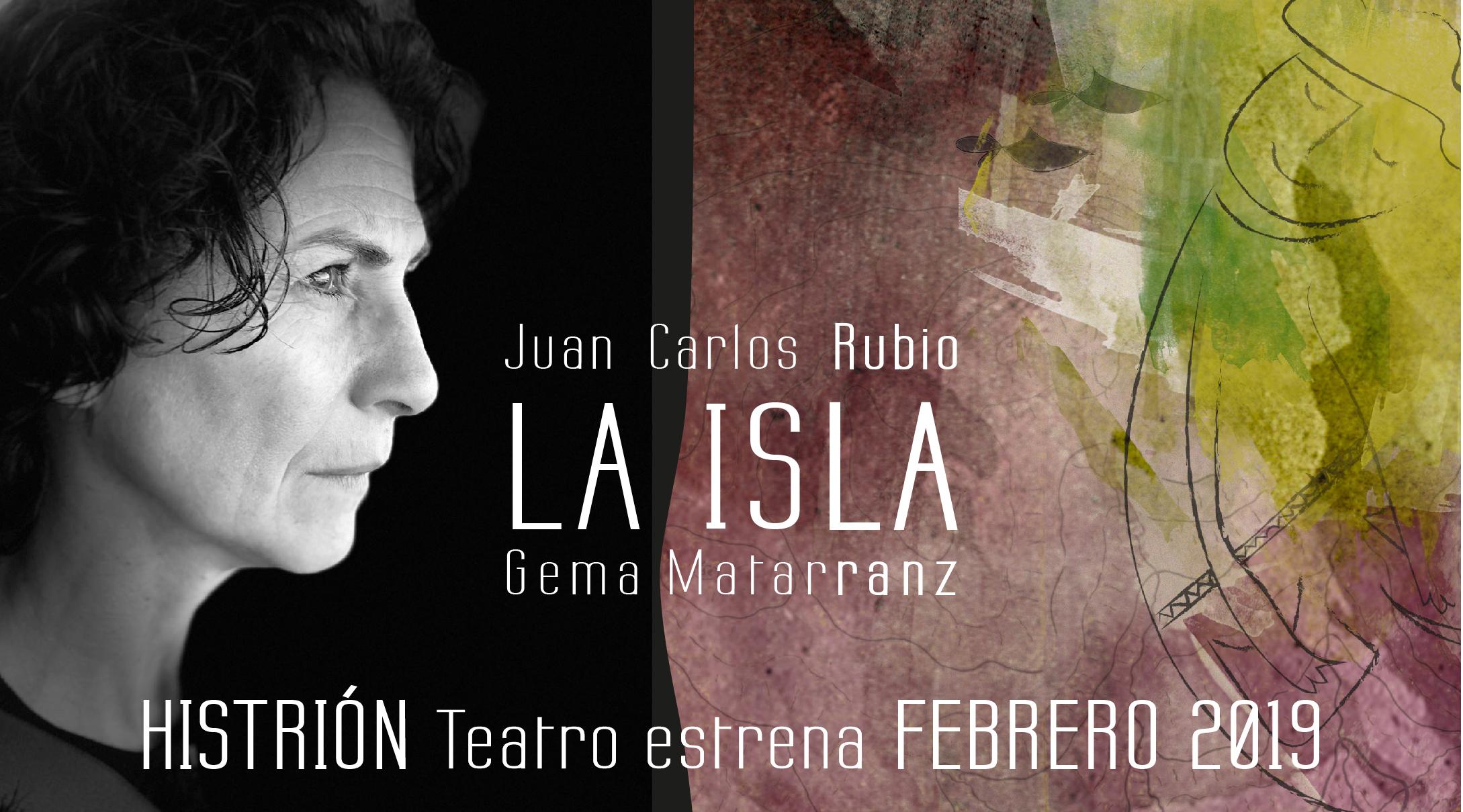 La Isla de Juan Carlos Rubio en el Teatro Alhambra