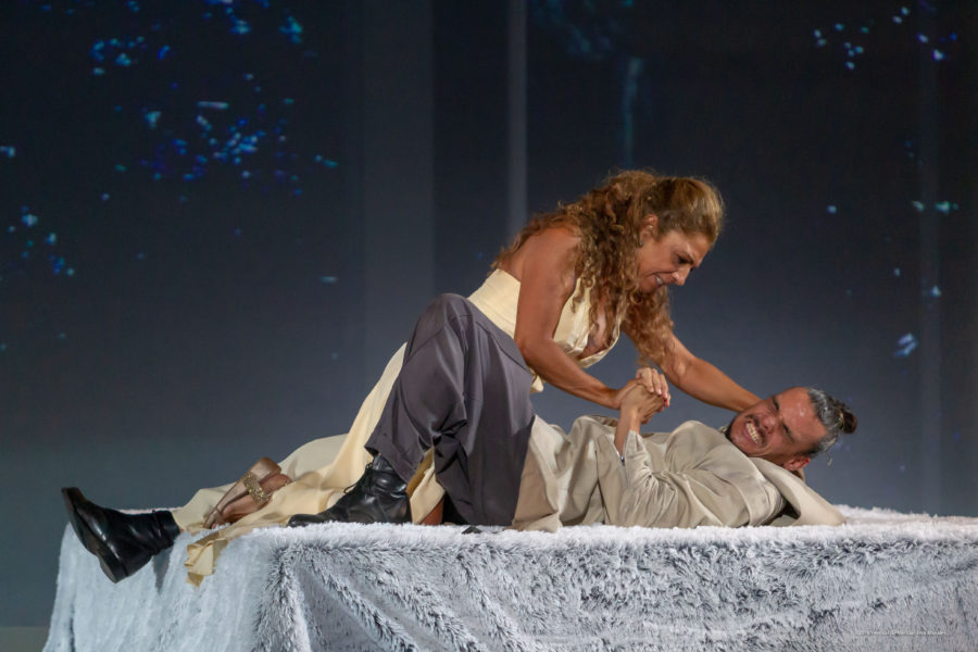 Lolita protagoniza Fedra en el Teatro Cervantes