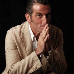 Luis Zahera monólogo en el auditorio Mar de Vigo