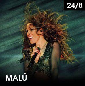 Malú en Starlite Marbella 2019