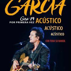Manolo García y su primera gira acústica en Sevilla