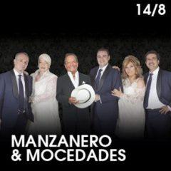 Manzanero & Mocedades en Starlite Marbella 2019