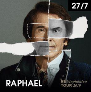 Raphael en Starlite Marbella 2019