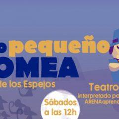 Cuentos en inglés en el Teatro Romea de Murcia