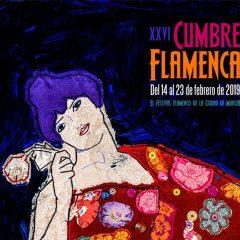 '26 Cumbre Flamenca de Murcia' el festival de flamenco de la ciudad de Murcia