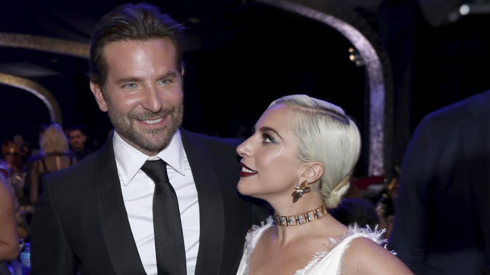 Bradley Cooper 'aterrado' por tener que cantar en los Oscar