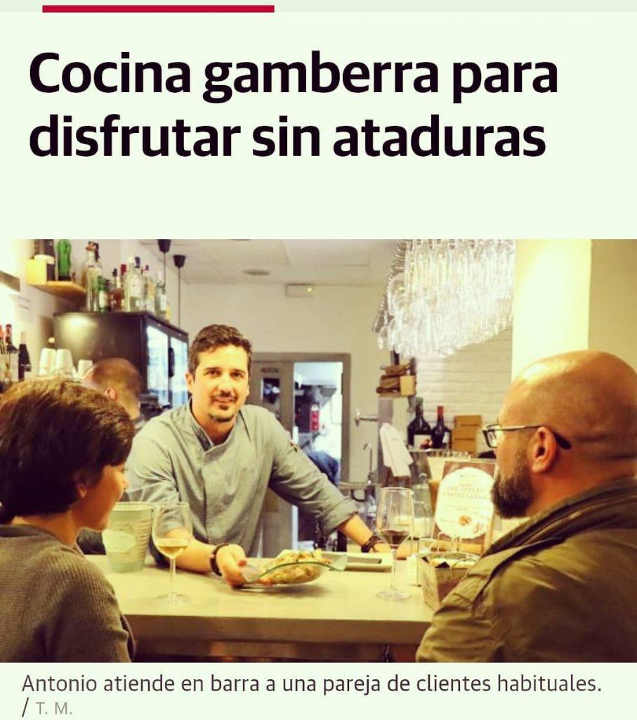 Restaurante Picoteca 3 Maneras