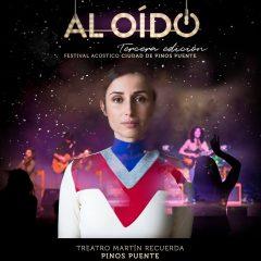 Zahara en Concierto Acústico en el festival Al Oido 2019, Pinos Puente Granada