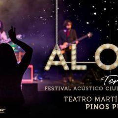 Al Oído, Festival de música Acústico 2019, Pinos Puente Granada.